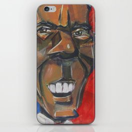 Obama Abstract iPhone Skin