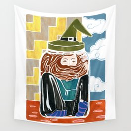 """""""Why I Cackle"""" Wall Tapestry"""