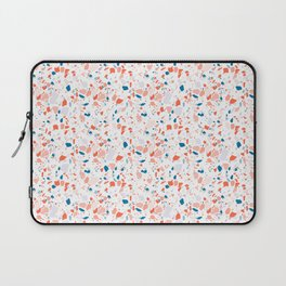 Terrazzo in pink and blue Laptop Sleeve