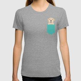 Labrador Retriever golden retriever yellow lab dog breed gifts T-shirt