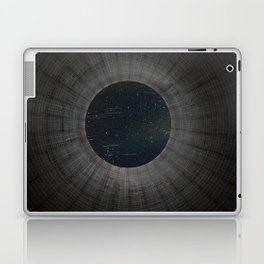 Looking up a Nuclear Cooling Tower Laptop & iPad Skin
