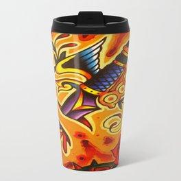 Traditional Tattoo Art Travel Mug
