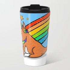 Unifox Metal Travel Mug