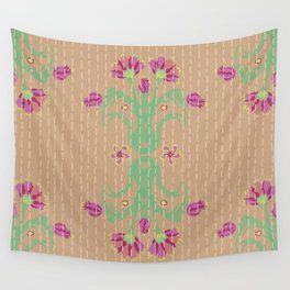 Kantha bouquet 8 Wall Tapestry
