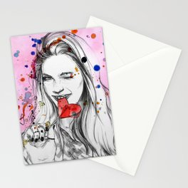 Candy Sweet Stationery Cards
