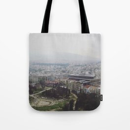 Ancient Modernity Tote Bag