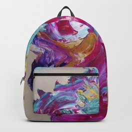 Abstract painting 5 Backpack