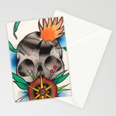 Skull of Unnamed Fear Stationery Cards