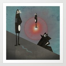 Intro to Surrealism Art Print
