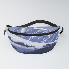 Back-Country Skiing - 8 Fanny Pack