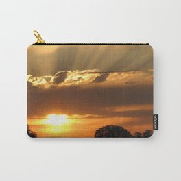 Sunshine Glow  Carry-All Pouch