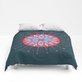 Radiolarian 7 Comforters