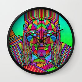 Gerald of Rivia / The Witcher Wall Clock