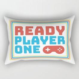 Ready Player One Rectangular Pillow