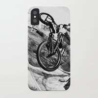 bikes iPhone & iPod Cases featuring bikes  by KayleeRae
