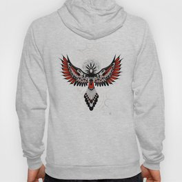 Divine Crow Woman Hoody