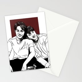 Kai and DO Stationery Cards