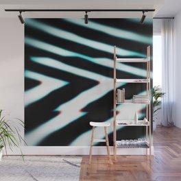 Channel Blur Wall Mural