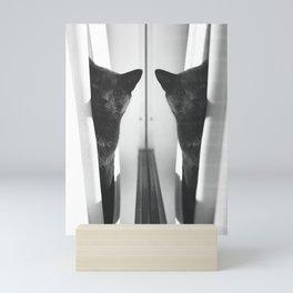 Inner Cat Mini Art Print