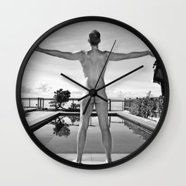 Freedom Wall Clock