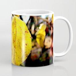 Leaves in full bloom Coffee Mug