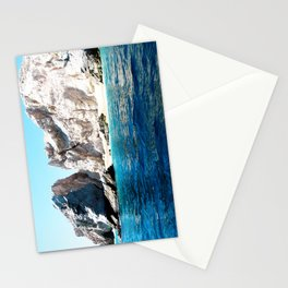 Lovers Beach Stationery Cards