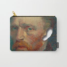 Van Gogh has no ear Carry-All Pouch