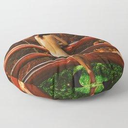 Tulip Overlook 1 Floor Pillow