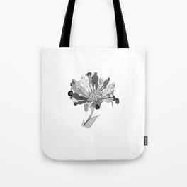 Fleur NuE Tote Bag