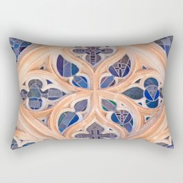 vitral Rectangular Pillow