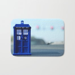 The Doctor Is In Bath Mat