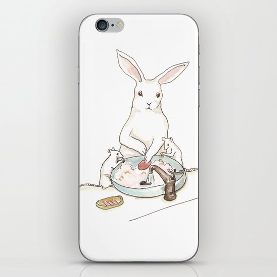 Wash Your Paws iPhone Skin