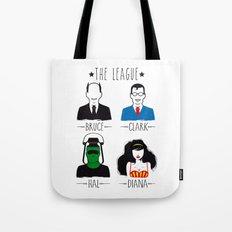 THE LEAGUE Tote Bag