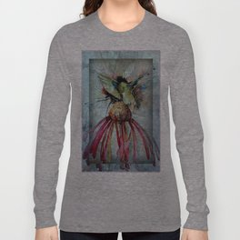 Humming Bird Long Sleeve T-shirt