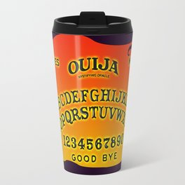 Scary Ouija Board Travel Mug