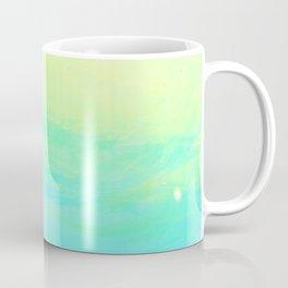 Aqua Lemon Marine Coast Coffee Mug