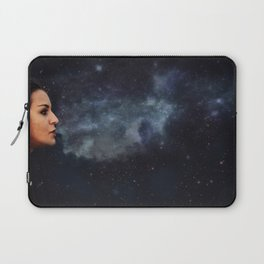"""We are made of star-stuff."" Laptop Sleeve"