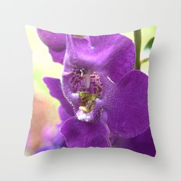 Flower DD Throw Pillow