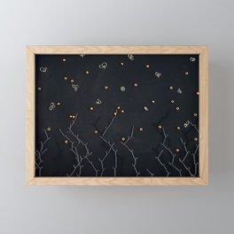 Melacholic Framed Mini Art Print