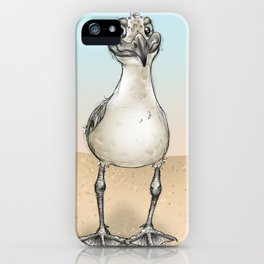 Seagull! iPhone Case