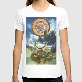 Heaven In Hell T-shirt