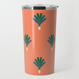 Vegetable: Leek Travel Mug