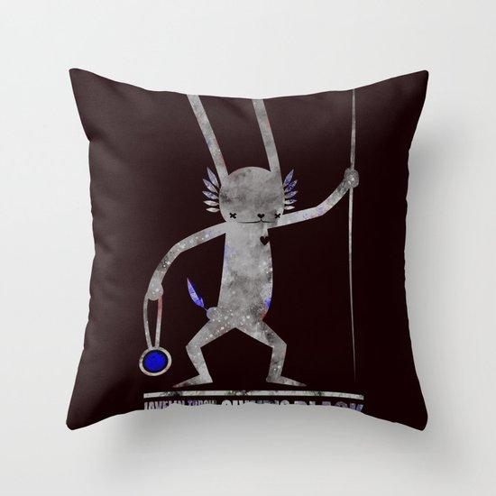 출전 CHAMPION - Olympic Dedicationg Throw Pillow
