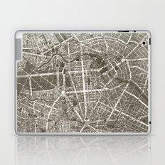 Berlin Map Laptop & iPad Skin