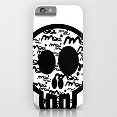 MOOIMOOI SKULL Slim Case iPhone 6s