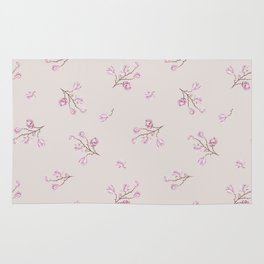 Almond's Blossoms Rug