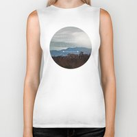 wander Biker Tanks featuring Wander by Brandy Coleman Ford