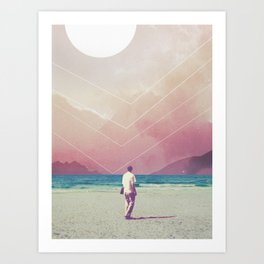 Someday maybe You will Understand Art Print