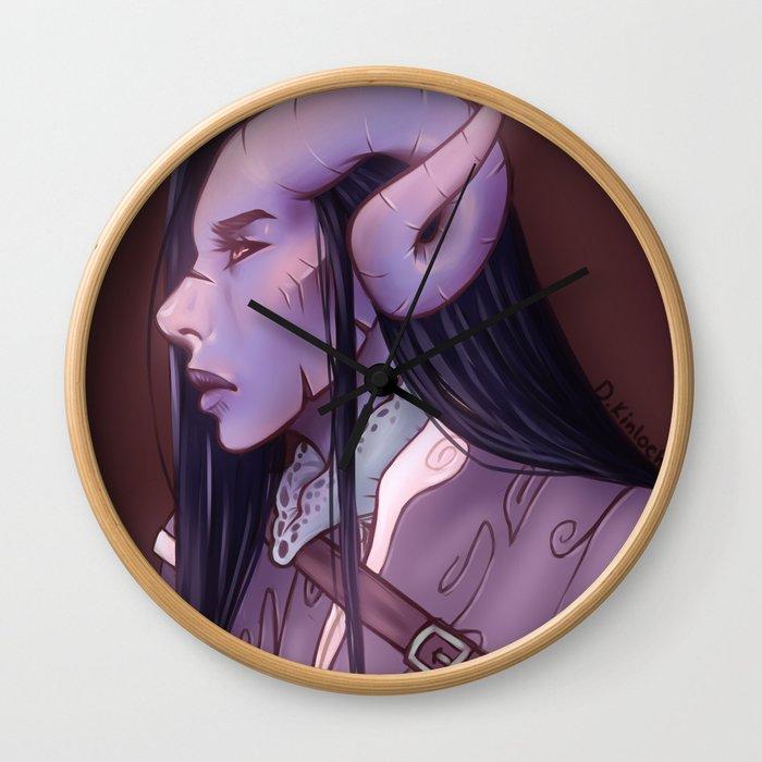 Demonspawn Wall Clock