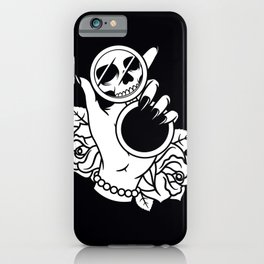 Dead on The Inside iPhone Case